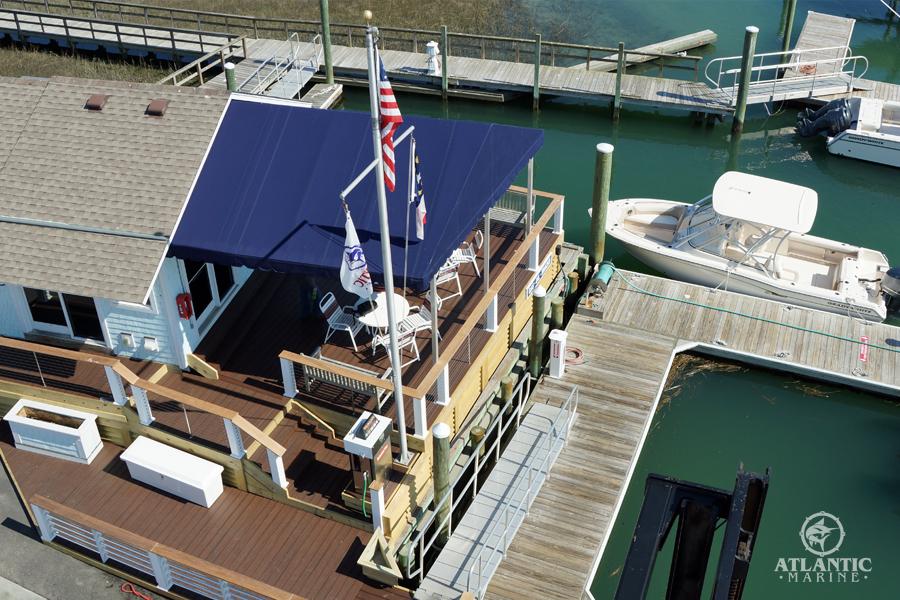 Dry Boat Storage Wilmington Nc Atlantic Marine