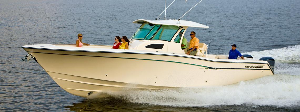 Grady White Dealer New Used Boats For Sale Atlantic