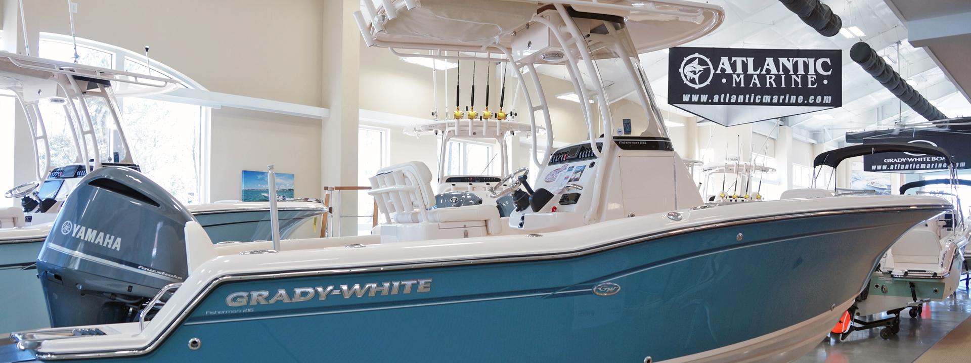 2019 Grady-White 216 Fisherman -