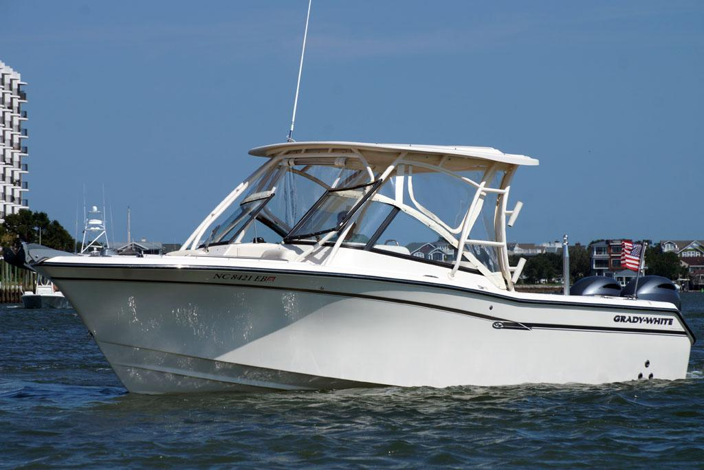 New & Used Boats Wilmington NC   Grady White For Sale
