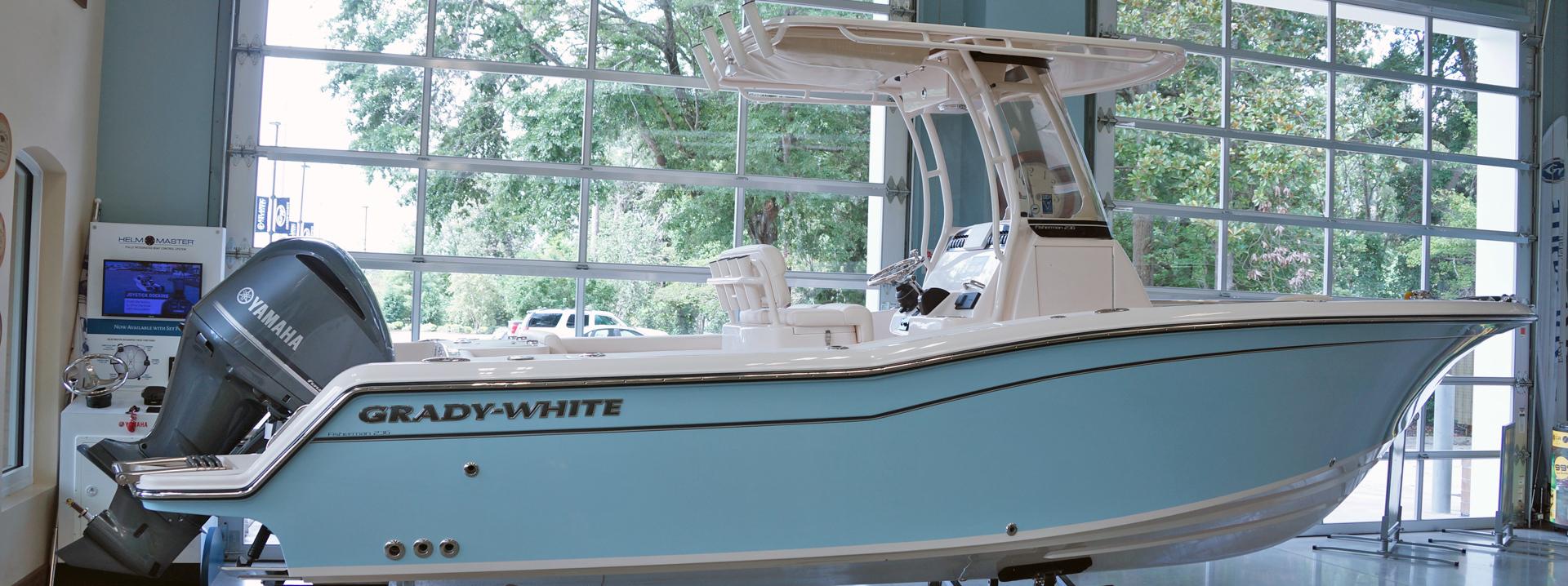 2020 Grady-White 236 Fisherman -