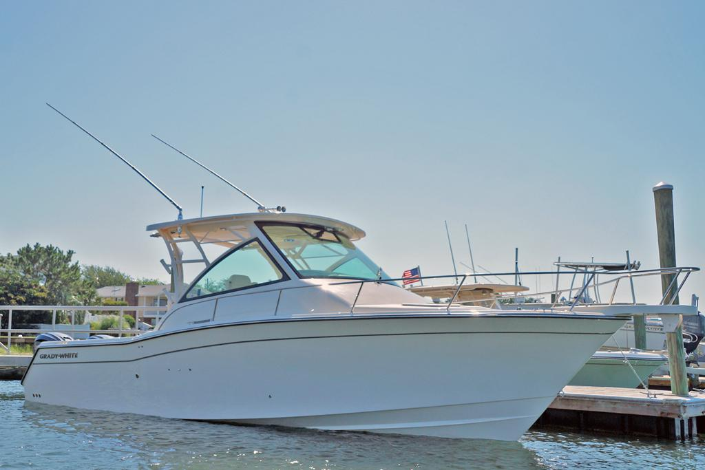 New & Used Boats Wilmington NC | Grady White For Sale