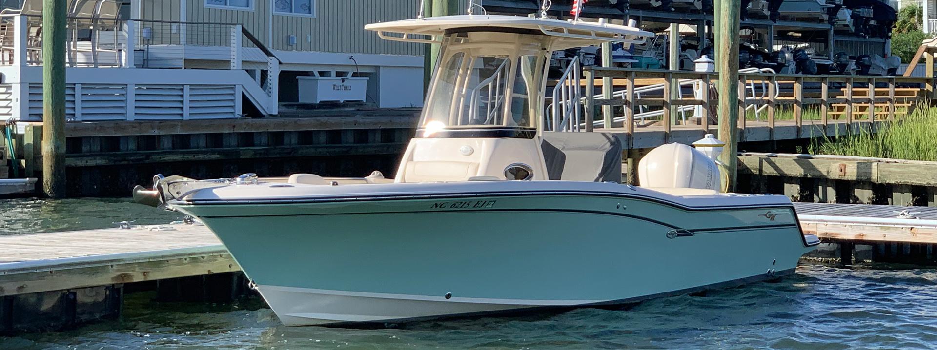 2019 Grady-White 236 Fisherman - DEMO -